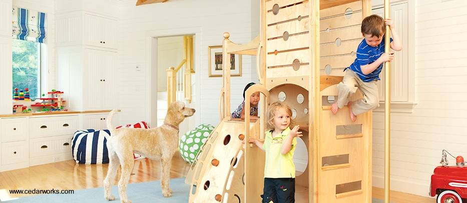Arquitectura de casas muebles infantiles de cedro for Muebles infantiles zaragoza