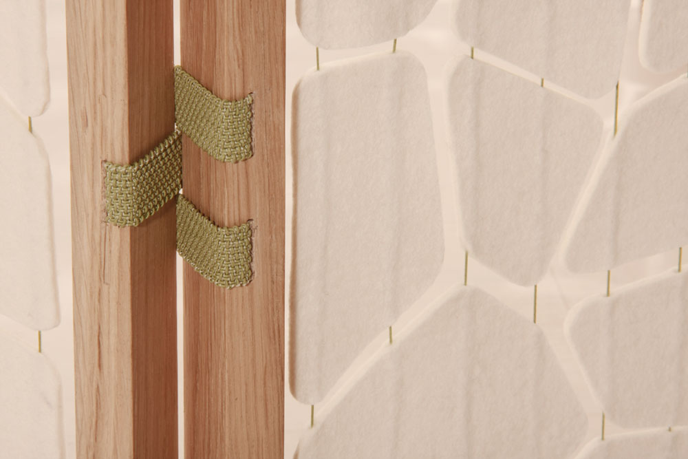 Arquitectura de casas biombo celular para decoraci n interior for Modelos de bisagras