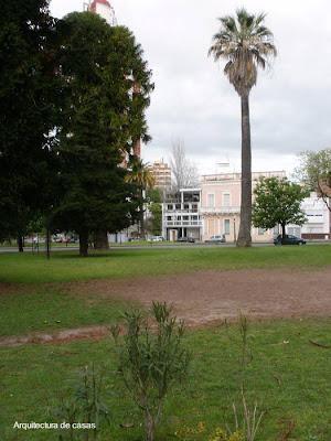 Espacio verde en La Plata, Buenos Aires