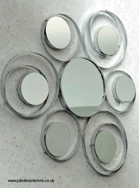 Arquitectura de casas espejos decorativos refinados para - Espejos pequenos decorativos ...