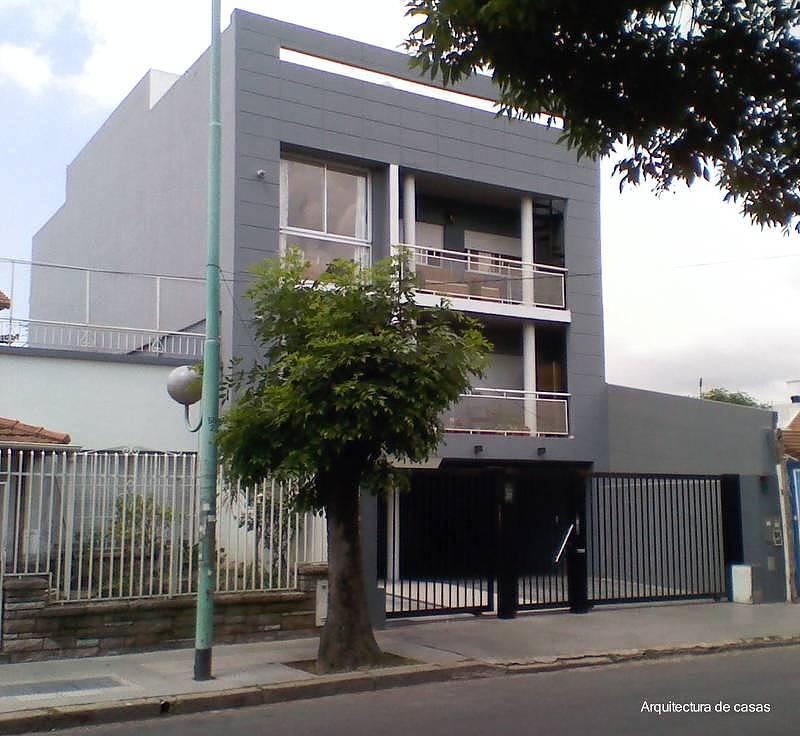 Arquitectura de casas moderno edificio urbano de for Arquitectura departamentos modernos