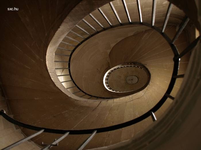 Arquitectura De Casas Barandas De Escaleras De Hierro