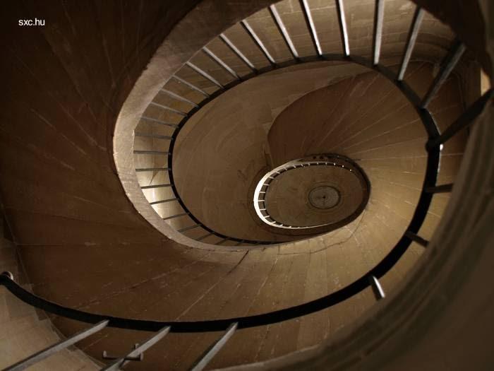 Arquitectura de casas barandas de escaleras de hierro - Barandas para escaleras de hierro ...