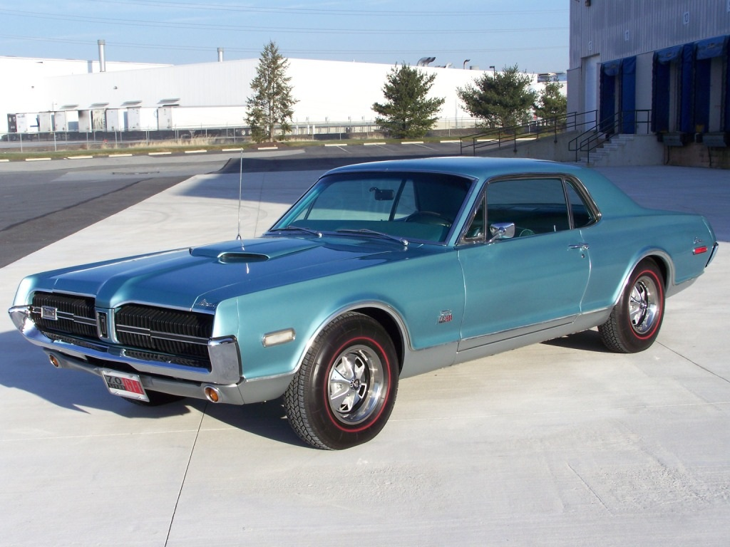 1968 mercury cougar gt e 427 w code extremly rare for sale