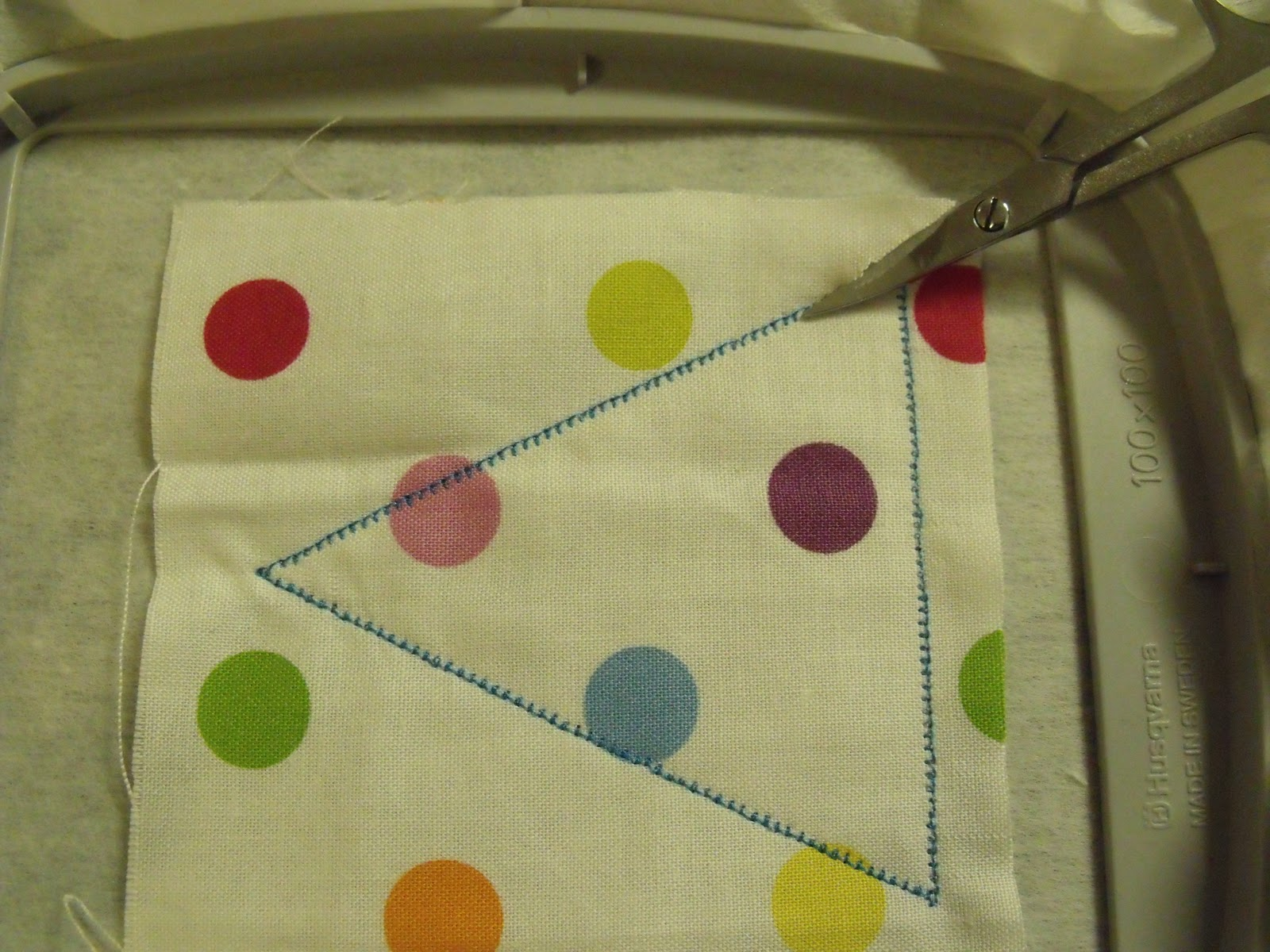 Embroitique how to applique using your embroidery