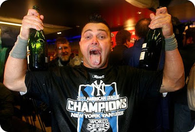 Nick Swisher being a douche.