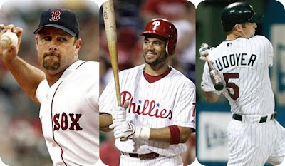 Tim Wakefield, Pedro Feliz and Michael Cuddyer. Which one of these three does not belong?