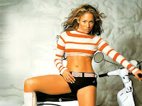 American Actress Jennifer Lopez Hot Stills