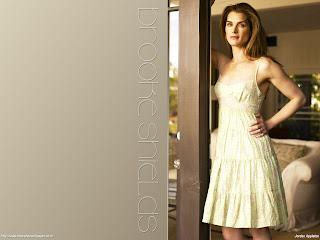 Brooke Shields Hot Wallpaper