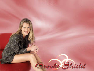 Brooke Shields Sexy Wallpaper