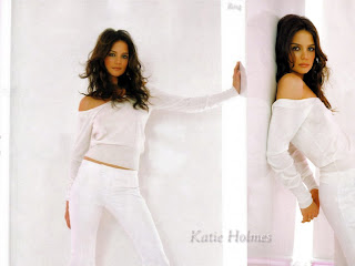 Beauty Katie Holmes Wallpaper