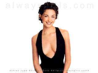 Ashley Judd Sexy Hot Wallpaper