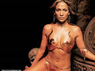 Sexy Jennifer Lopez<br />