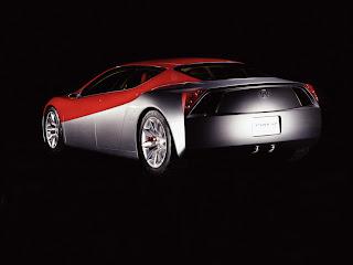 Acura DN X Concept Sport Sedan Car Wallpaper