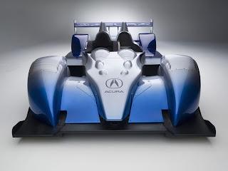 Acura American Le Mans Series Concept Car Wallpaper
