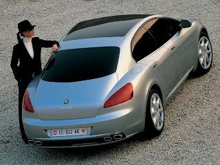 Alfa Romeo Visconti Concept 2004 Car Wallpaper