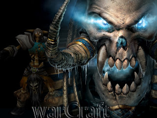 War Craft III Clan of the Orcs 3D Wallpaper