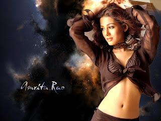 Amrita Rao Hot Wallpaper