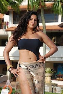 Hot Girl Namitha Swimsuit