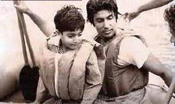 Amitabh Bachchan With Abhishek