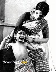Prince Mahesh Babu Childhood Pic<br />