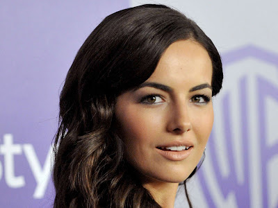 Cute Actress Camilla Belle Wallpaper