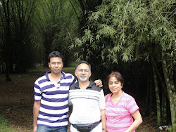 Guests at spice garden hometstay