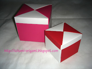 Origami By Tchami Caixa Alta Base