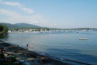 Laite Memorial Beach Camden Maine