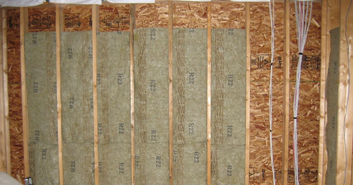 Cottage on the edge the diy cottage blog 3 reasons why for 3 mineral wool insulation