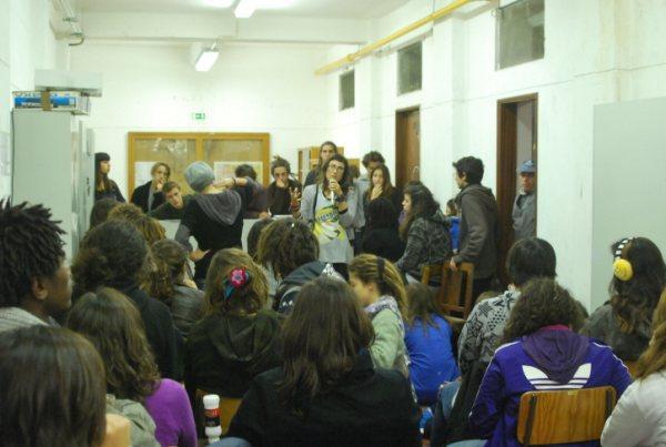 Reunião Geral dos Alunos