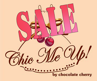 Chic Me Up! On Sale