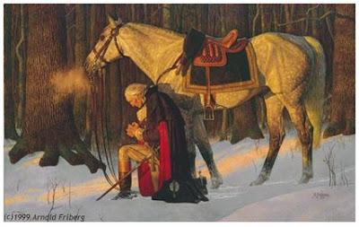 George Washington Accomplishments