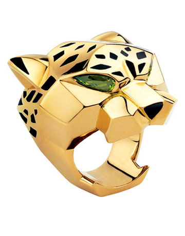 Panthere De Cartier Ring replica