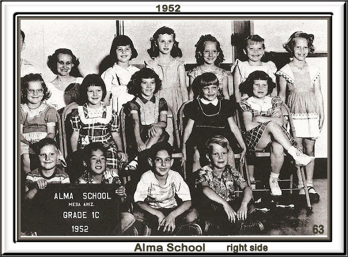 ALMA 1st. 1952 Right Side