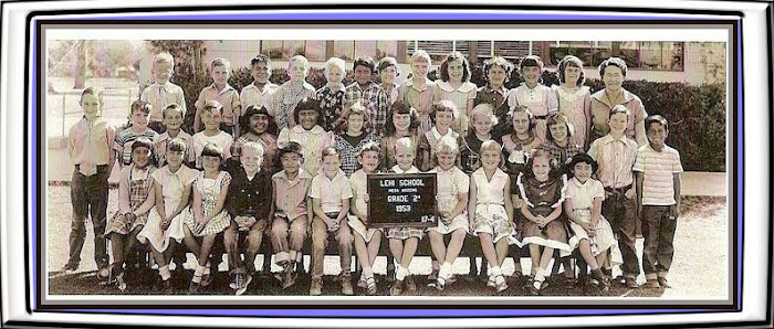 LEHI 2nd grade group 1953