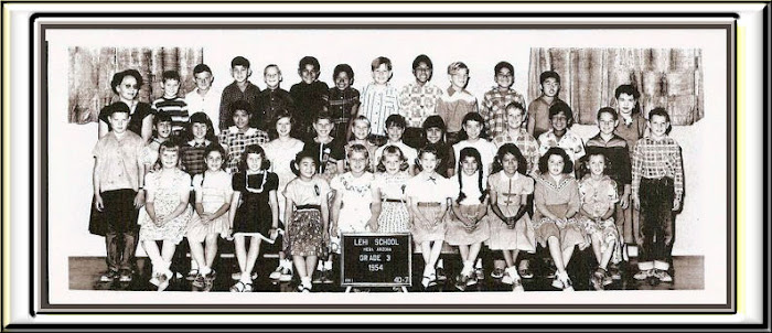 LEHI 3rd grade group 1954