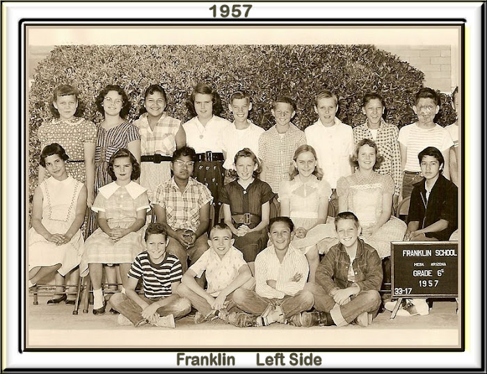 Franklin 6th 1957 Left Side