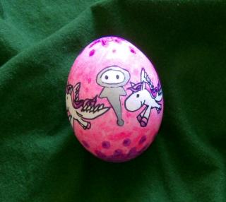 Django Easter Egg