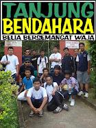 Diantara ahli-ahli Lelaki Persatuan Belia Tanjung Bendahara