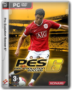 dvd312 PC Game   Pro Evolution Soccer 6 Rip
