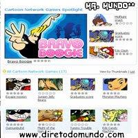 Pc Game   Pacote 40 Jogos Cartoon network
