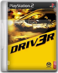 Game PS2 : Driver 3 Rip