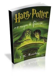 Livros Livro   Harry Potter e o Enigma do Príncipe