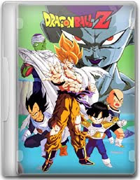 Dragon Ball Z  Temporada Saiyajins Dublado  Rmvb