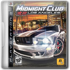 cd249 Midnight Club Los Angeles   Trilha Sonora
