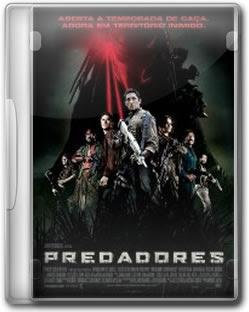 Predadores DVDRip RMVB Dublado