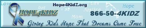 Hope4KidZ ~ Children in Foster Care Deserve Better Care