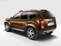 Dacia Duster Rear side