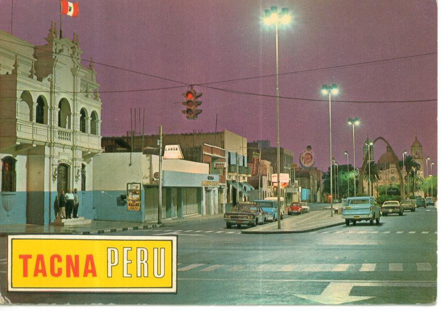 Tacna, Peru street | W...